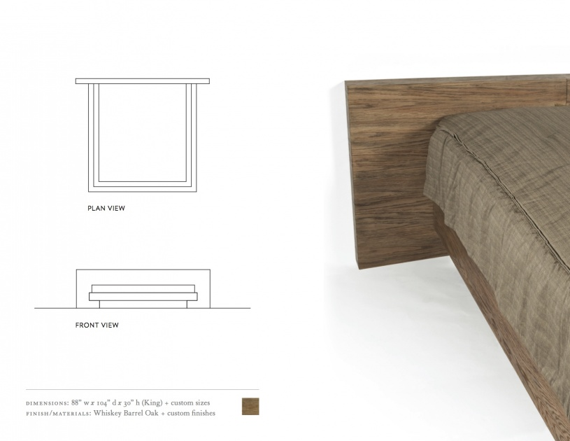 Leopold Bed 2