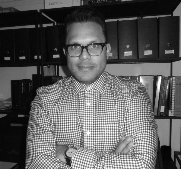 Kenneth Mata : Architectural Job Captain